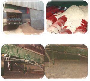 sawdust intake